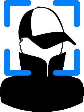 Детектор скрытия лица лого